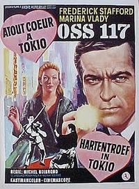 Bild Atout coeur à Tokyo pour O.S.S. 117