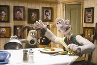 Bild Wallace & Gromit