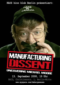 image Manufacturing Dissent