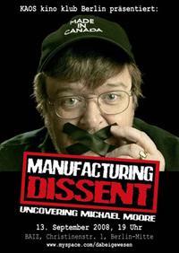 Bild Manufacturing Dissent