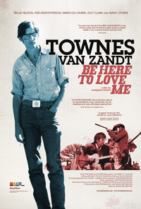 Bild Be Here to Love Me: A Film About Townes Van Zandt