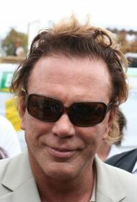 image Mickey Rourke