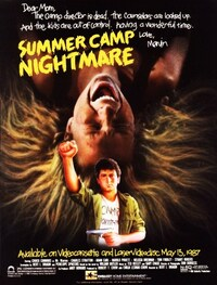 Bild Summer Camp Nightmare