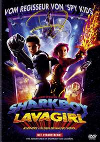 Bild The Adventures of Shark Boy and Lava Girl in 3-D