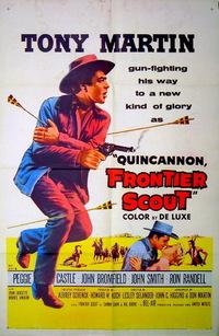 Bild Quincannon, Frontier Scout