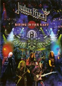 Bild Judas Priest - Rising in the East