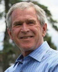 Bild George W. Bush
