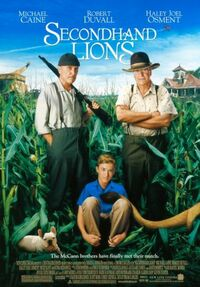 Bild Secondhand Lions