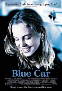 Bild Blue Car