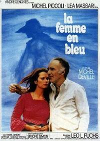 Bild La femme en bleu