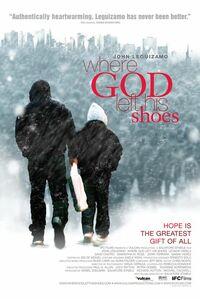 Bild Where God Left His Shoes