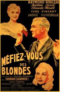 Bild Méfiez-vous des blondes
