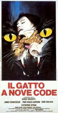 Bild Il gatto a nove code
