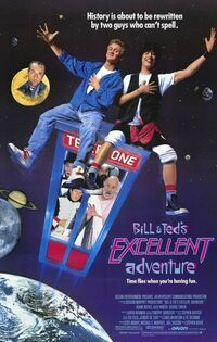 Bild Bill & Ted's Excellent Adventure