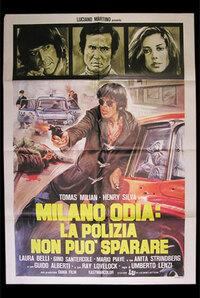 image Milano odia: la polizia non può sparare