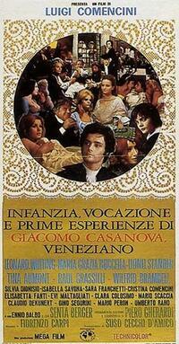 Bild Infanzia, vocazione e prime esperienze di Giacomo Casanova, veneziano