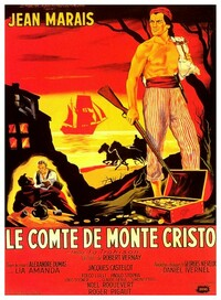 Bild Le Comte de Monte-Cristo