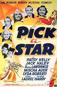 Bild Pick a Star