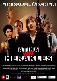 Imagen Atina und Herakles - Ein Roadmärchen