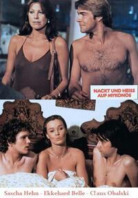 Bild Nackt und heiß auf Mykonos