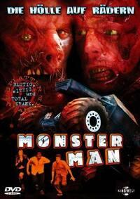 image Monster Man