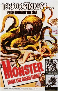 Bild Monster from the Ocean Floor
