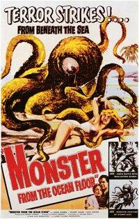 Bild Monster from the Ocean Floor