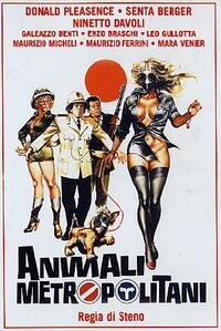 Bild Animali metropolitani