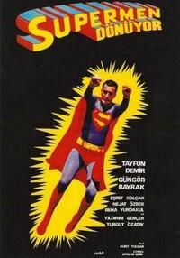 Bild Süpermen dönüyor