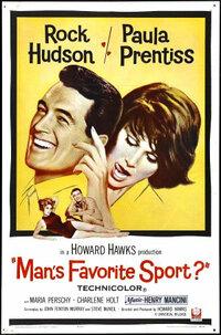 Bild Man's Favorite Sport?