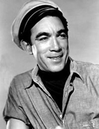image Anthony Quinn