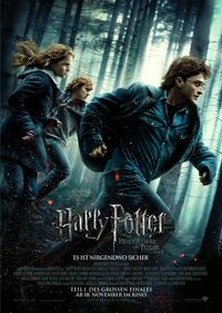 image Harry Potter and the Deathly Hallows: Part I