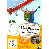 image Drei Männer im Schnee