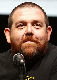 image Nick Frost