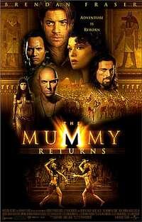 image The Mummy Returns