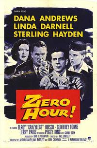 image Zero Hour!