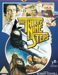 image The Thirty Nine Steps