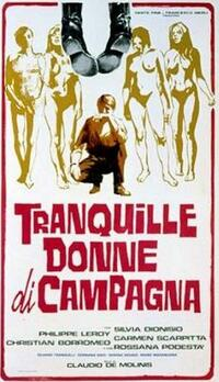image Tranquille donne di campagna
