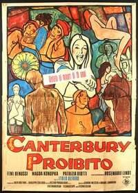 Bild Canterbury proibito