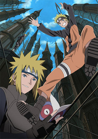 Bild Gekijōban Naruto Shippūden: Za rosuto tawâ