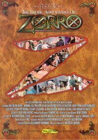 Bild The Erotic Adventures of Zorro