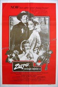 Bild Zorro, the Gay Blade