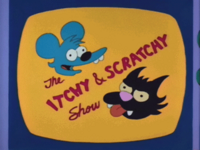 image Itchy & Scratchy