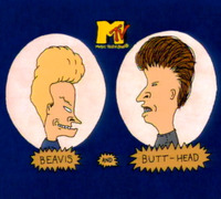Bild Beavis and Butt-head