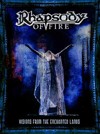 Bild Rhapsody Of Fire - Visions from the enchanted Lands