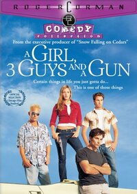 Bild A Girl, Three Guys, and a Gun