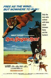 Bild Run, Cougar, Run