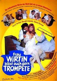 Bild Frau Wirtin bläst auch gern Trompete