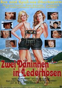 Imagen Zwei Däninnen in Lederhosen