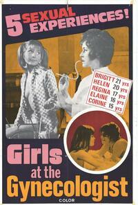 Bild Mädchen beim Frauenarzt